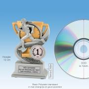 TCR907FG - Resin Standaard HARDLOPEN (hoogte ± 12cm) MET VOLUMEKORTING!